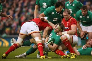LIVE: Ireland v Wales - RBS 6 Nations