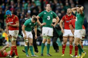 Wales centre Jamie Roberts: We're kicking ourselves after gifting Ireland a draw